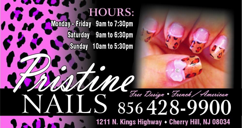 Pristine Nails – Now Open